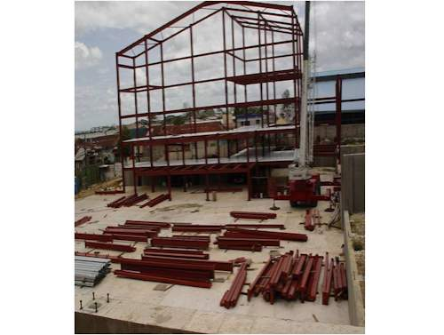 Amcoweld Engineering Services Limited Projects